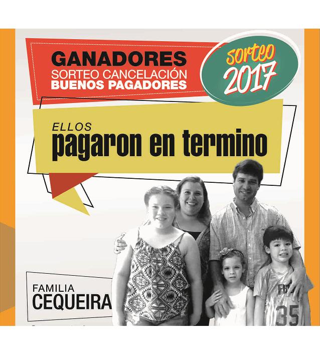 Buenos Pagadores 2017